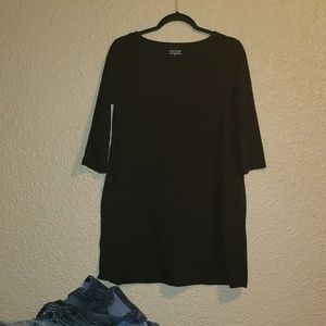 Eileen Fisher long blouse